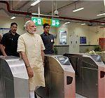 Modi BAta Station Delhi.jpg
