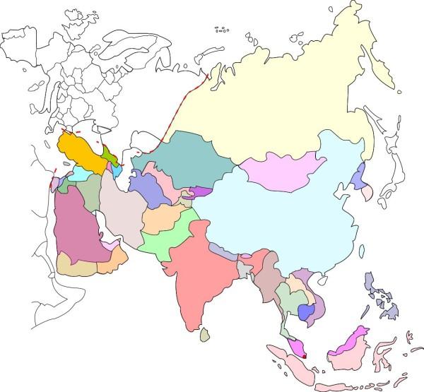 Bata v Asii